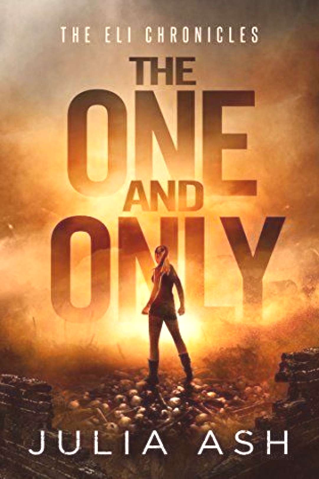 The One and Only (The ELI Chronicles Book 1) - Best Science Fiction Romance Books with Aliens