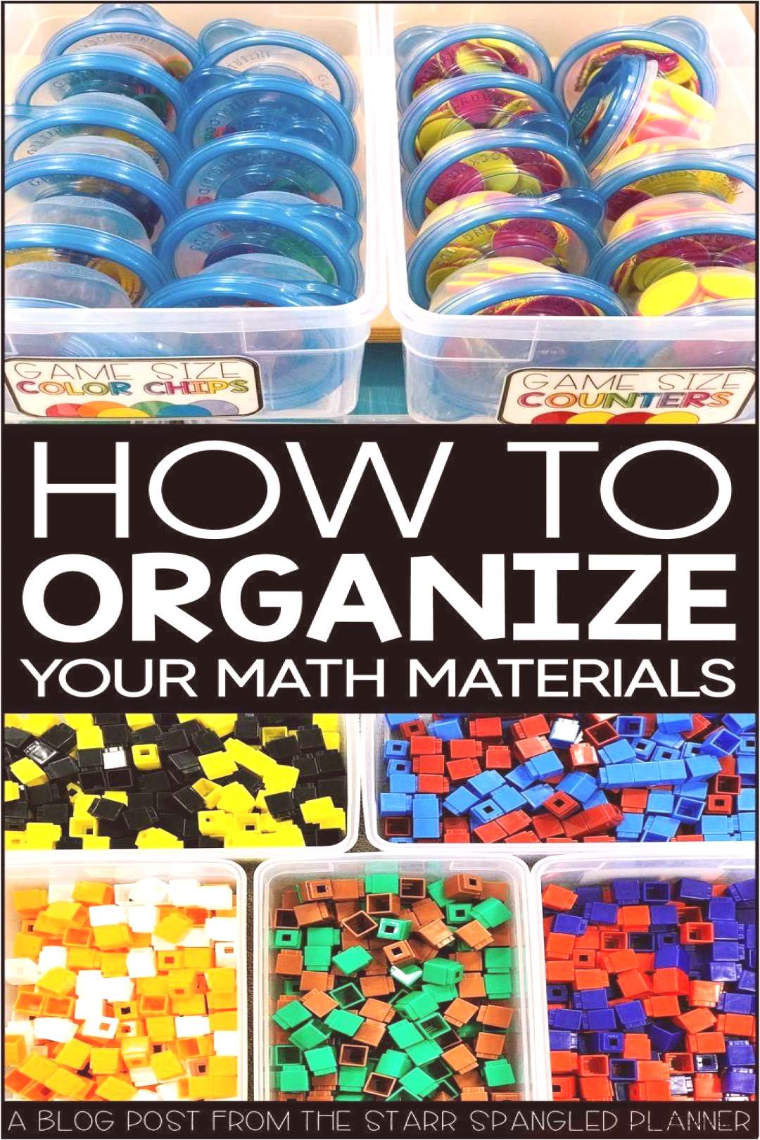 10 Math Center Organization Tips to Save You Hours of Prep Work! - Teaching with Jillian Starr