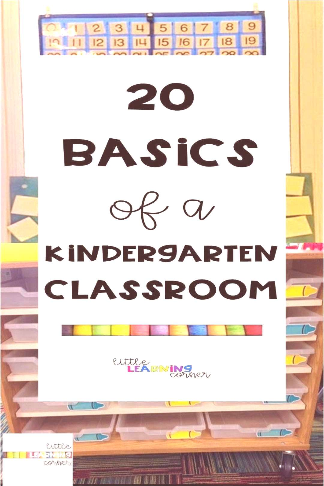 20 Basics of a Kindergarten ClassroomYou can find Algebra and more on our website.20 Basics of a Ki