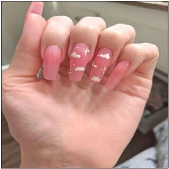112 beauty designs for almond nails shape 118 |