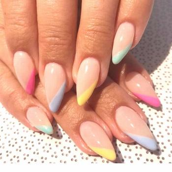 99 Gorgeous Almond Shaped Nails Colors Ideas To Try Asap Nails 99 Gorgeous Almond Shaped Nails Colo