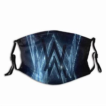 Al-Len Wal-Ker Seamless Anti Dust Mouth Cover Face Scarf