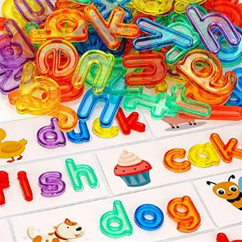 Alphabet Letters amp Flash Cards Learning Toys for 3 4 5 6