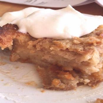 Butterscotch Bread Pudding |