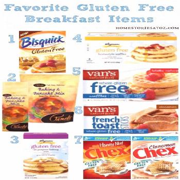 Eating Gluten Free: My favorite gluten free products -  Eating Gluten Free: My favorite gluten free