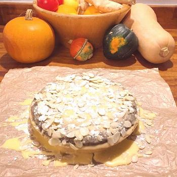 First mince pie of the year! ? Shortcrust pastry, mincemeat, frangipane, clementine drizzle, fla