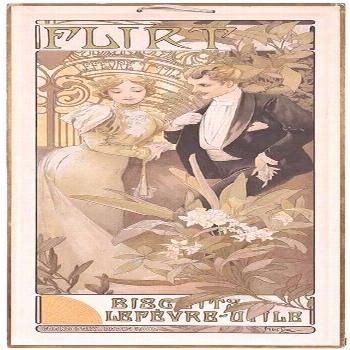 For Auction: Alphonse Mucha (#1014) on Mar 28, 2020 | Brunk Auctions in NC
