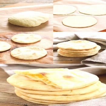 Gluten Free Pita Bread Recipe | Gluten-Free on a Shoestring -   -