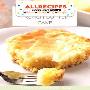 Gluten-Free Gooey Butter Cake - - One of our family favorite recipes. This cake is so easy to make!