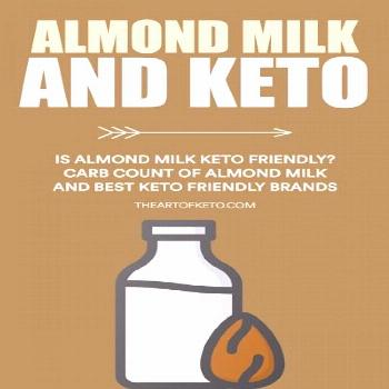 Is Almond Milk Keto Friendly [Carb Counts And Best Brands] Is almond milk keto friendly? Find out w