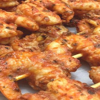 Marinated Grilled Shrimp |