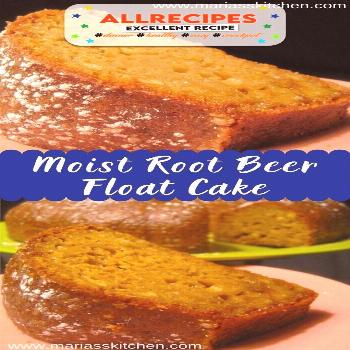 Moist Root Beer Float Cake - - Moist Root Beer Float Cake - Mar Moist Root Beer Float Cake - - Mois