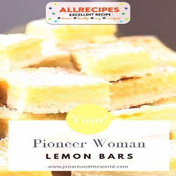 Pioneer Woman Lemon Bars - - If you are looking for a delicious... - -