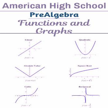 PreAlgebra Functions and Graphs Is algebra keeping you from earning your high school diploma? This