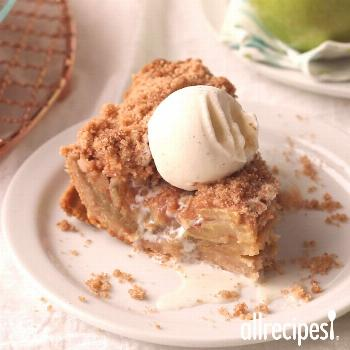 Snickerdoodle-Crusted Apple Pie Snickerdoodle-Crusted Apple Pie |