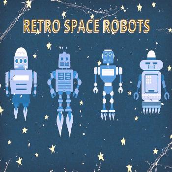 Space Aliens and Robots ,