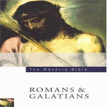 The Navarre Bible: St Paul's Letters to the Romans and