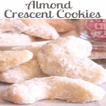 These melt in your mouth Christmas Cookie Recipe are a must make. Delicious.