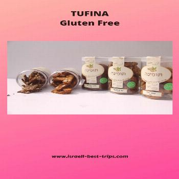 Tufina: Healthy Gluten Free Products