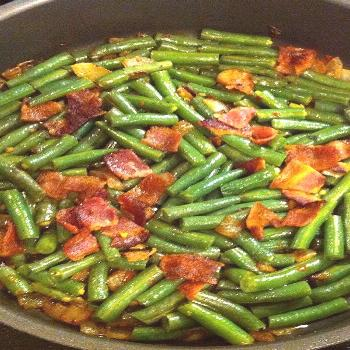 Ultimate Green Beans |