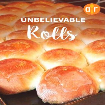 Unbelievable Rolls Recipe Unbelievable Rolls |