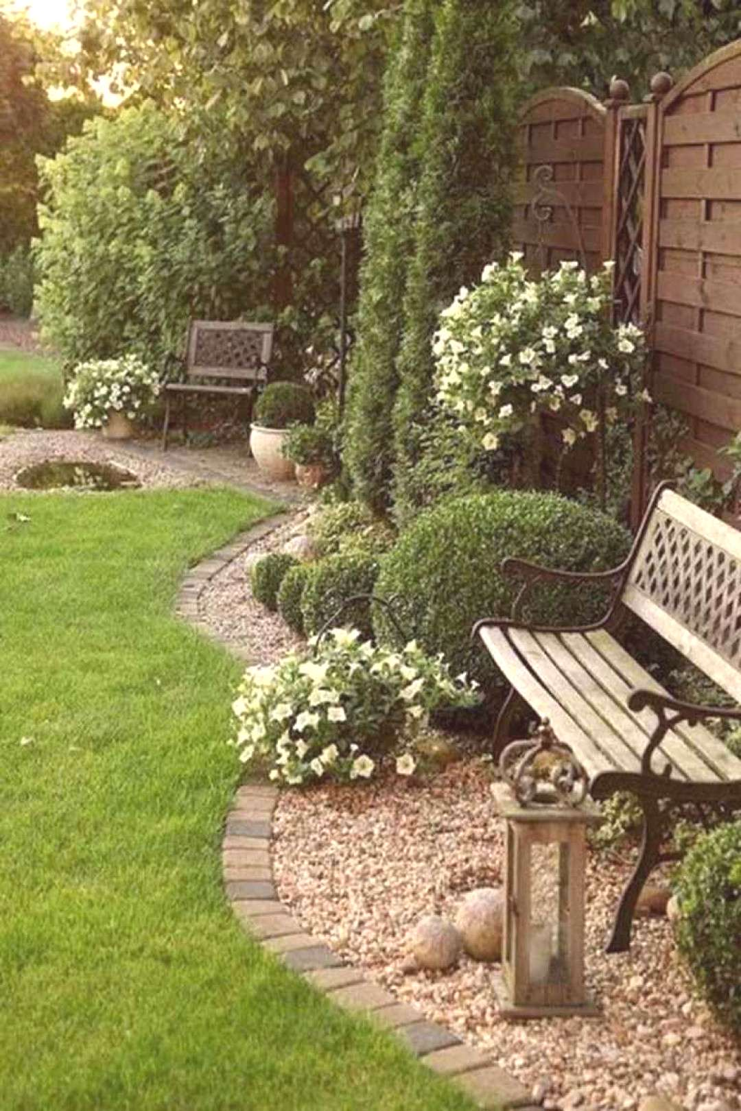 Affordable landscaping ideas for your front yard that will inspire you (... -  Cheap Landscaping Id