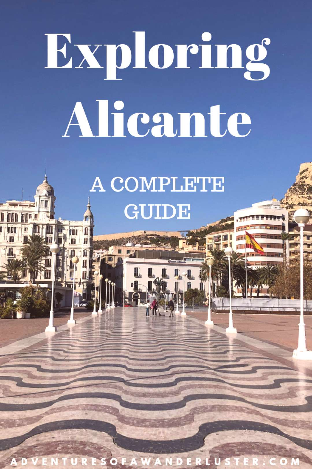 Alicante, Spain Alicante may be a popular summer destination in Spain, but it is also a great spot