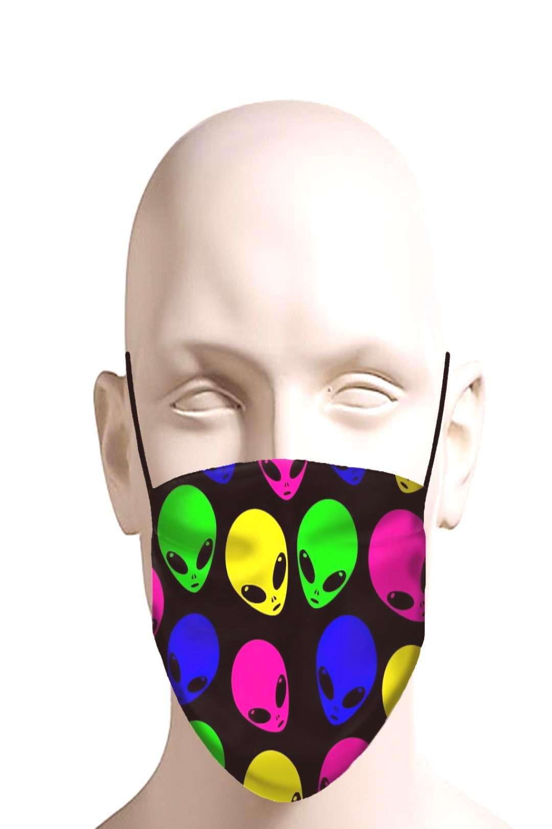 Alien Head Mouth Mask Alien Head Mouth Mask by BigTexFunkadelic, available at RageOn!
