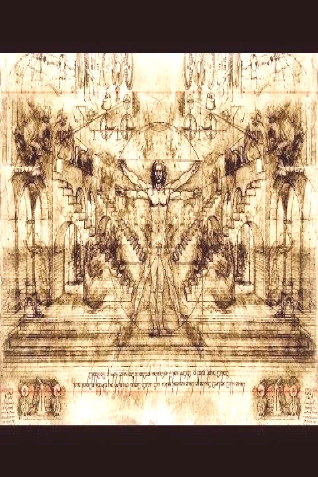 Aliens from the Past: The Da Vinci Conspiracy - Documentary History Channel Brasil -  Aliens from t