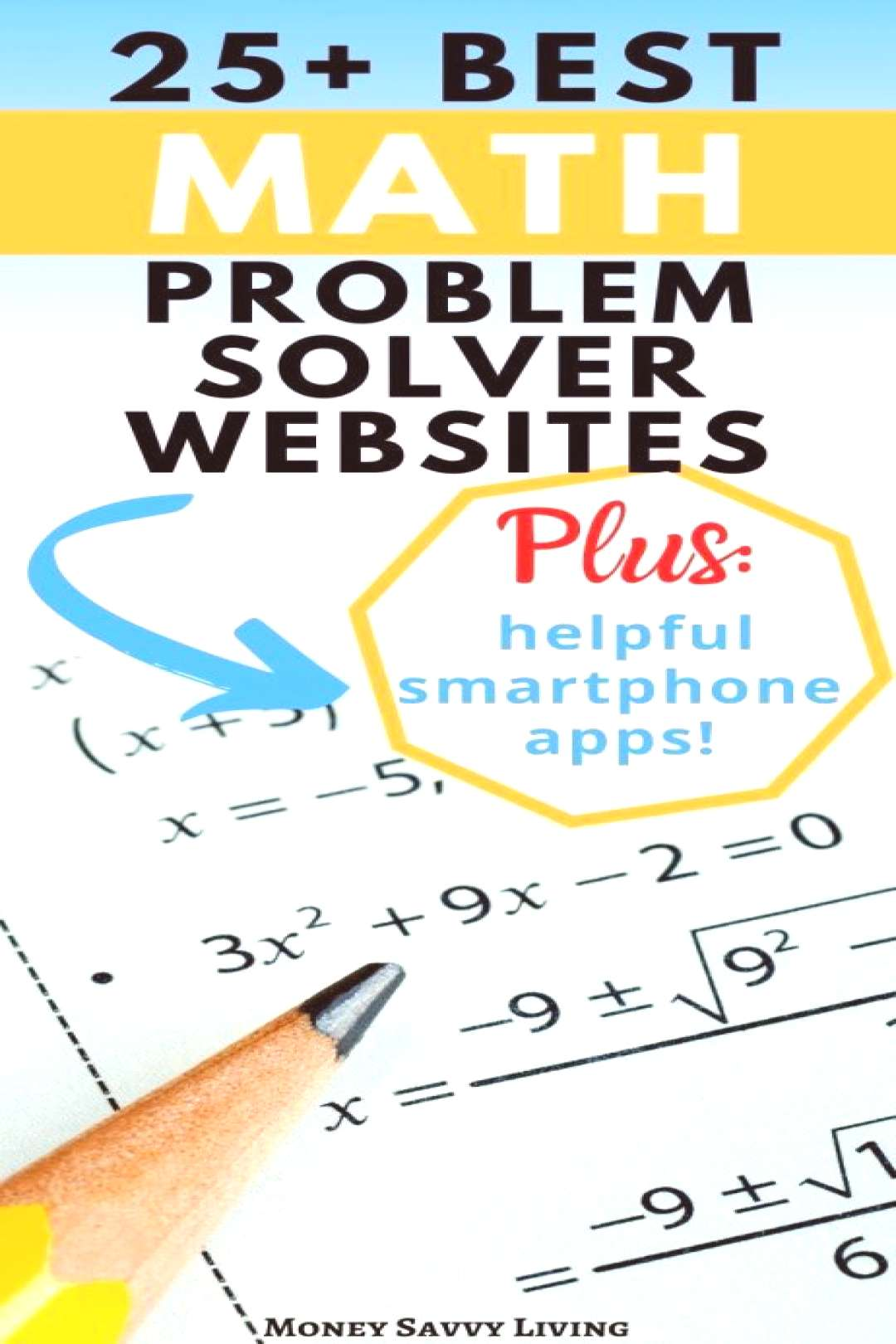 Best websites and smartphone apps to help solve math problems