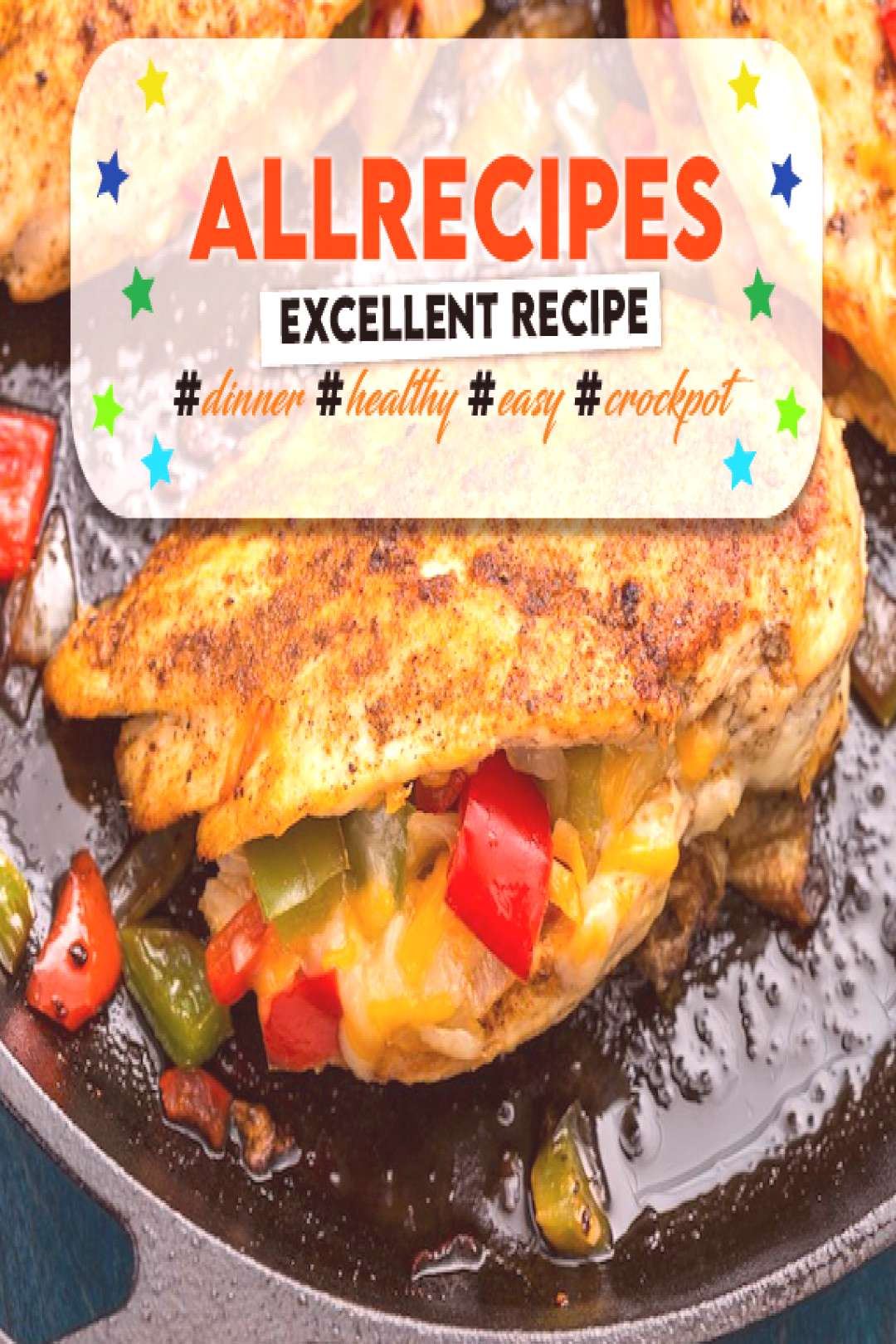 Cajun-Stuffed Chicken - - A taste of the bayou, any night of the week. Get the full recipe at .