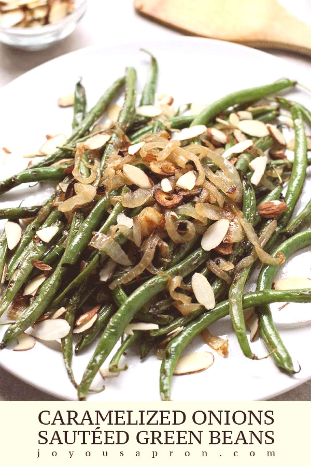 Caramelized Onions Sautéed Green Beans Caramelized Onions Sautéed Green Beans - Yummy, healthy an