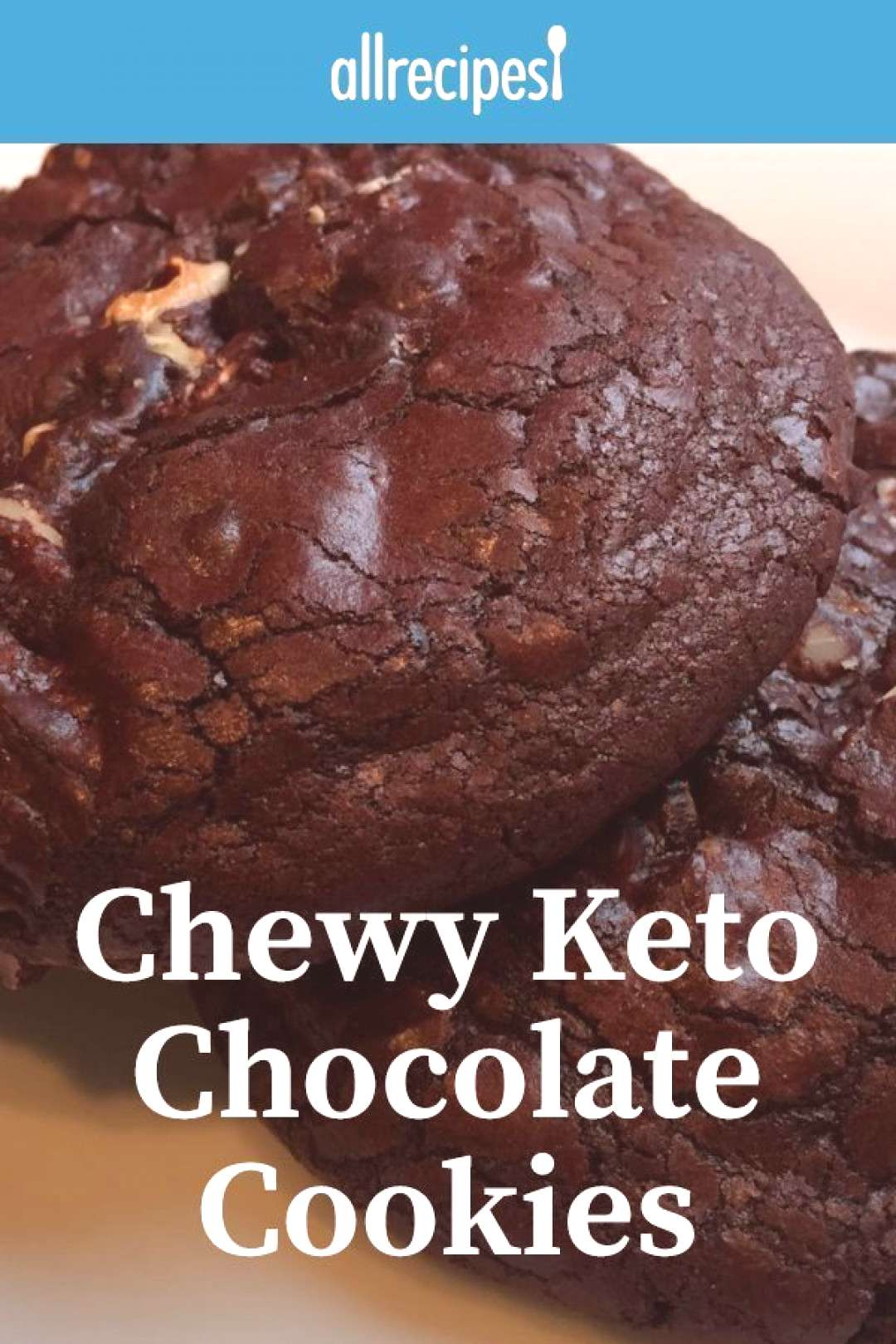 Chewy Keto Chocolate Cookies |