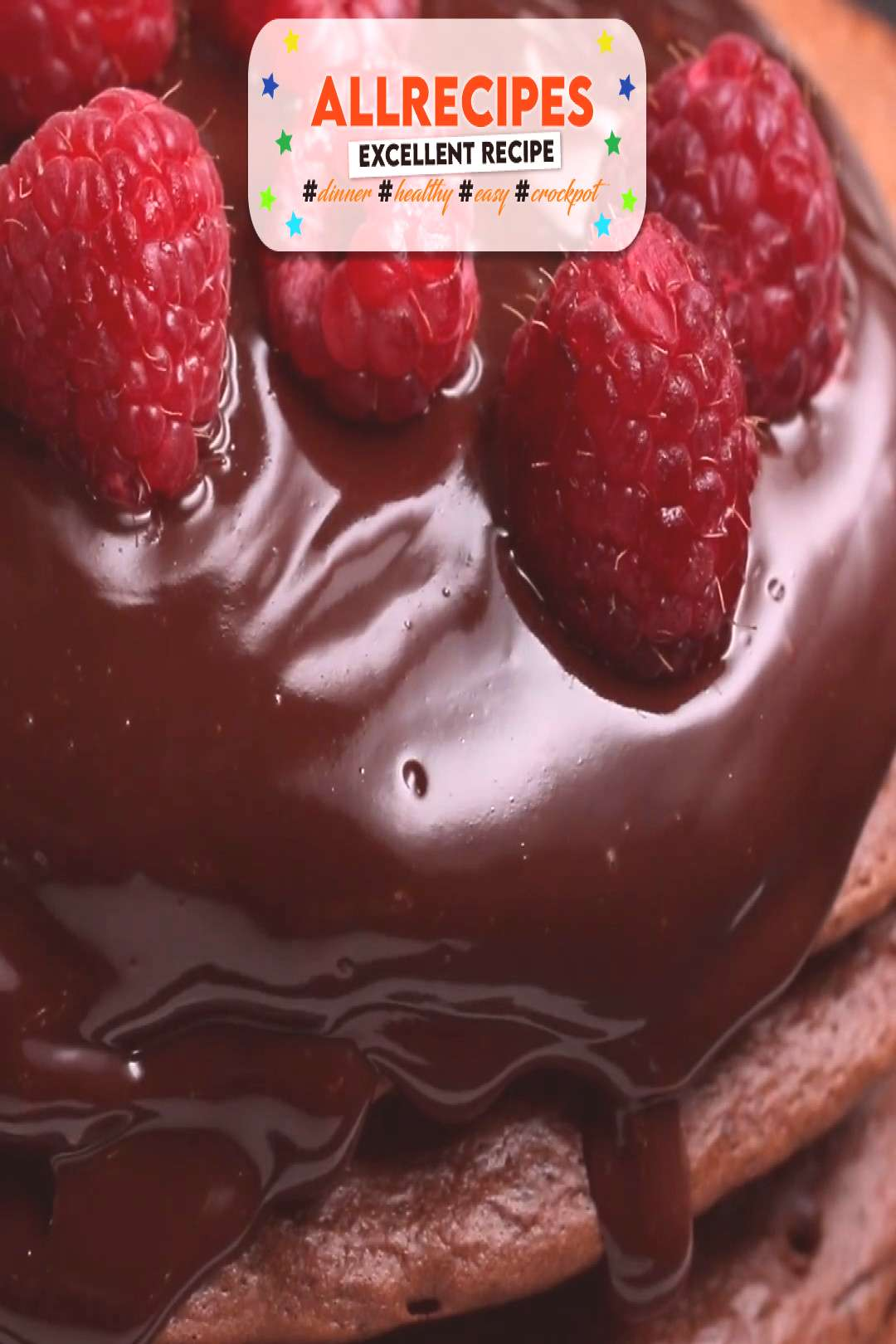 Chocolate Pancakes Recipe - - In this video, you'll see how to make this simple but tasty and del