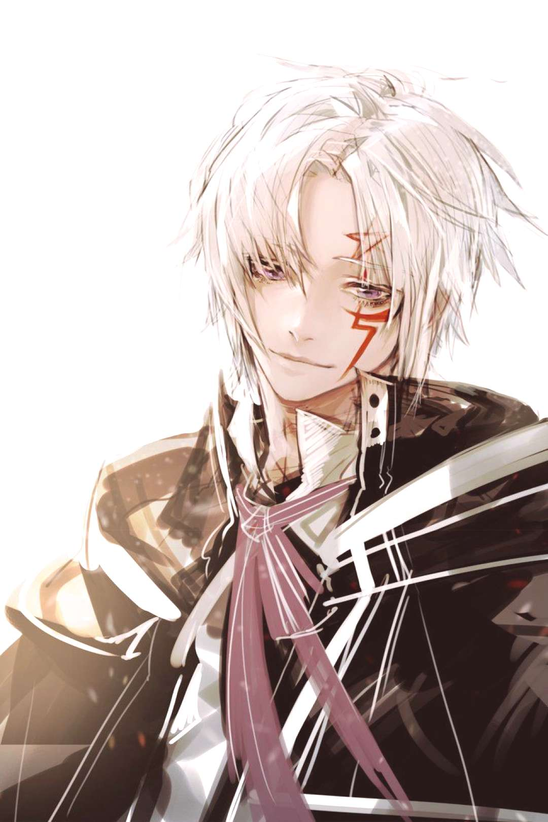 D. Gray Man Allen Walker