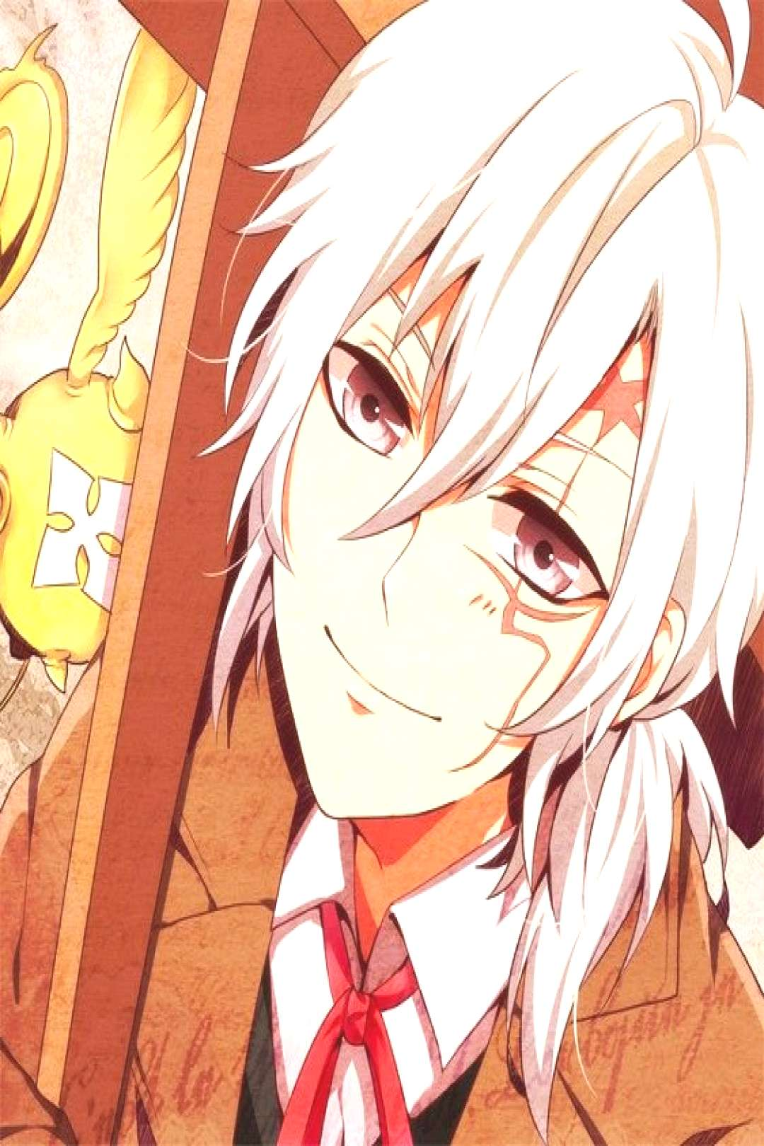 D.Gray-man, Allen Walker, Timcanpy