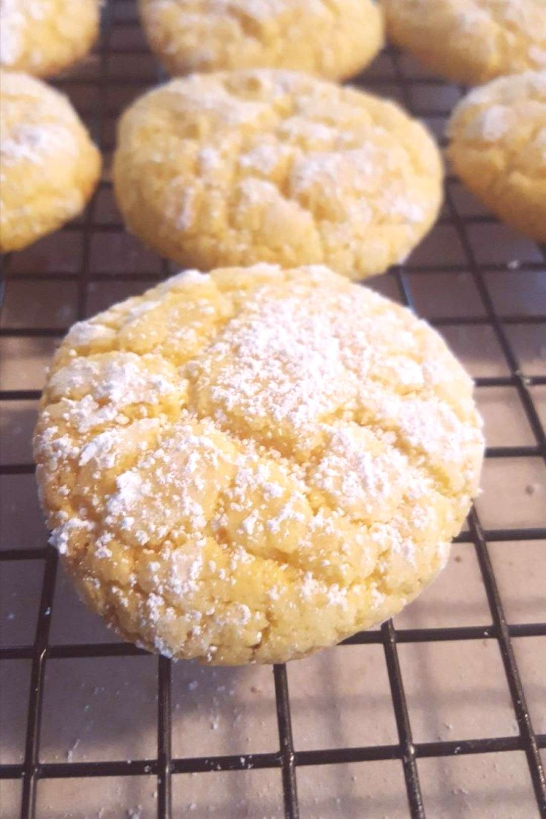 Easy Lemon Cookies |