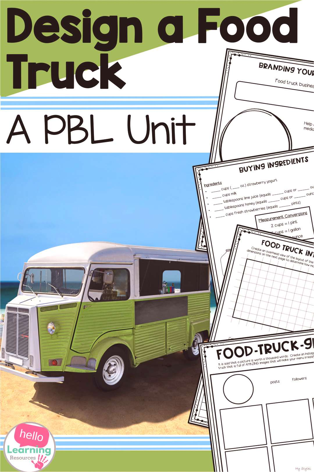 Food Truck Project Based Learning