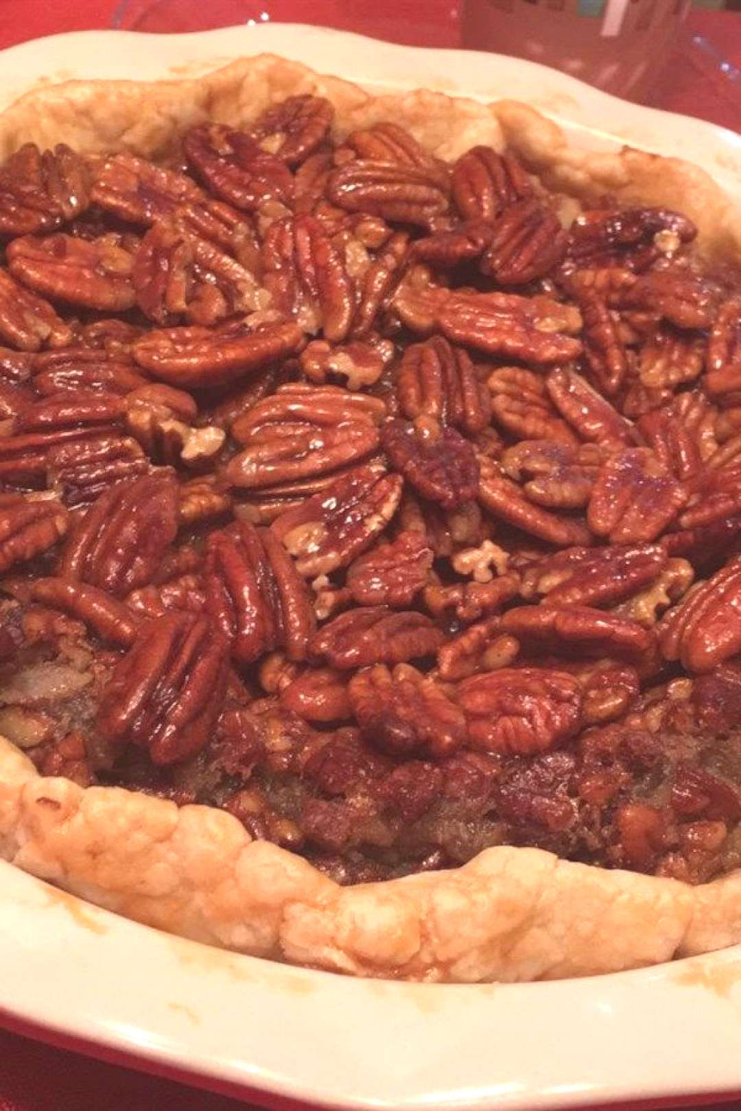 Honey Crunch Pecan Pie |