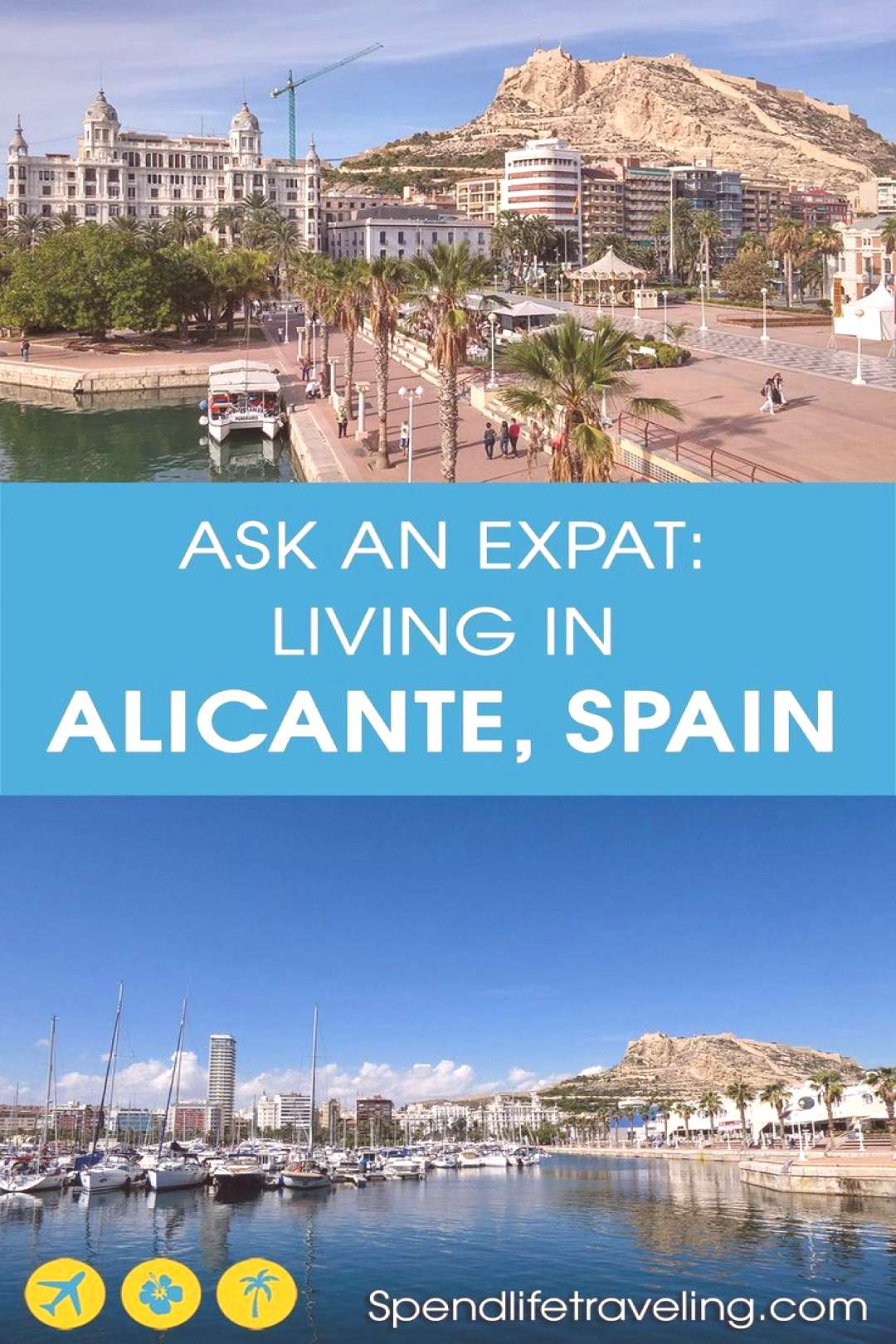 Interview with an expat about waht it's like to move to and live in Spain