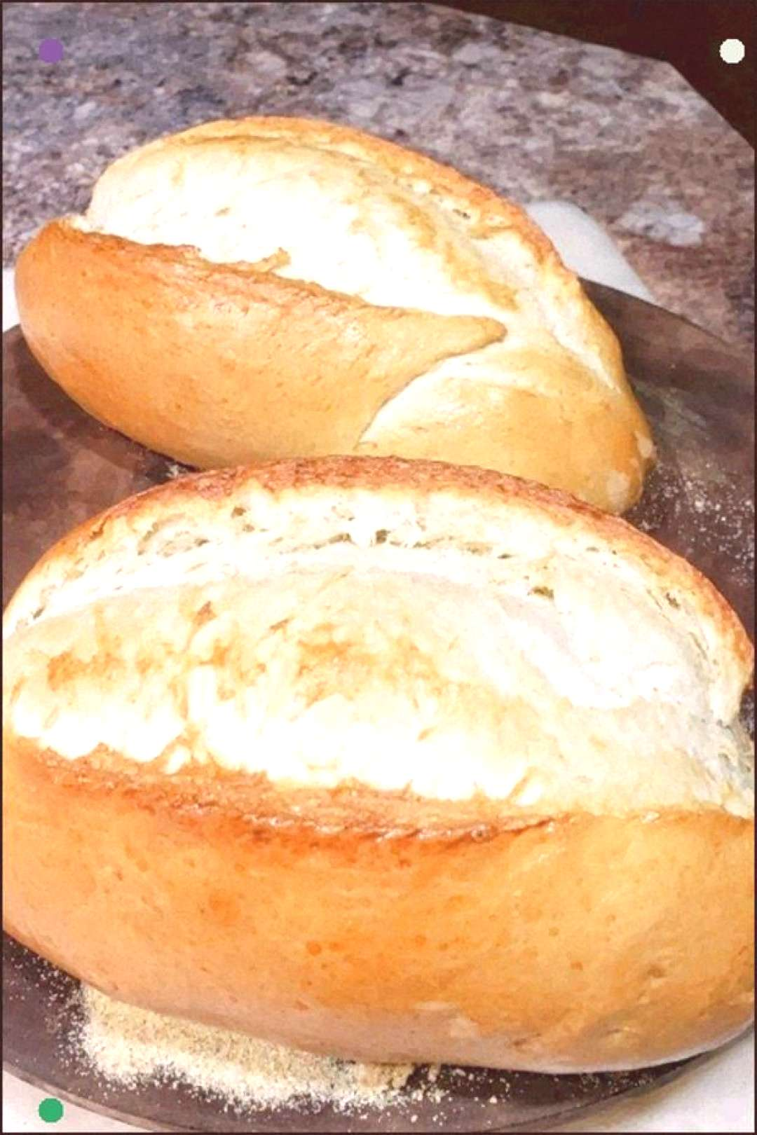 Italian Bread Using A Bread Machine Can I Give This Six Stars? What A Great Recipe-Easy And Yummy.