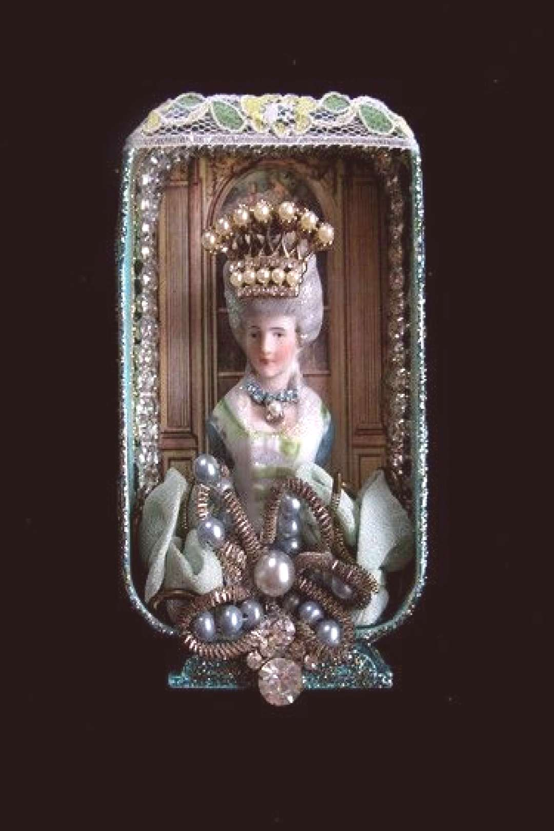 Marie Antoinette on Display at Versailles | Altered Tin~I fo… | Flickr