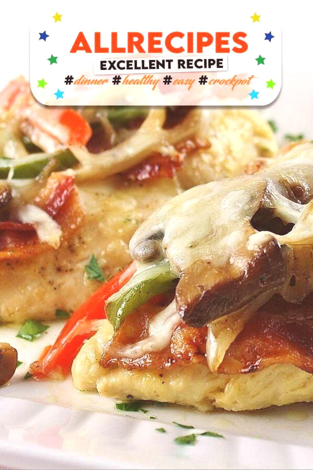 Monterey Chicken - - Monterey Chicken |