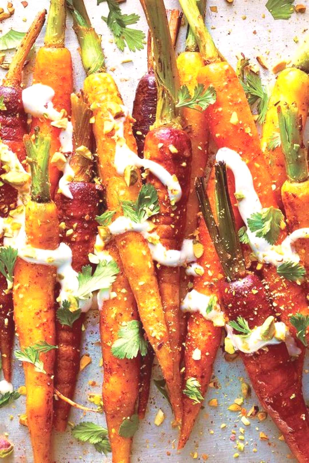 Moroccan Spiced Carrots |