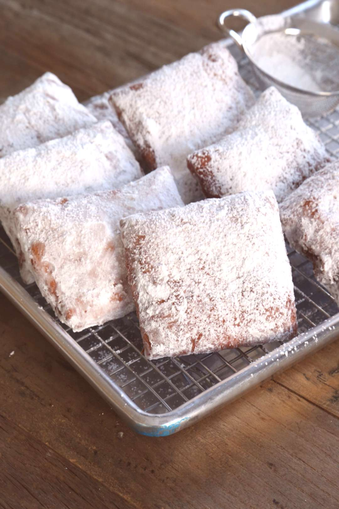New Orleans-Style Gluten Free Beignets | Great gluten free recipes for every occasion. -  Get this