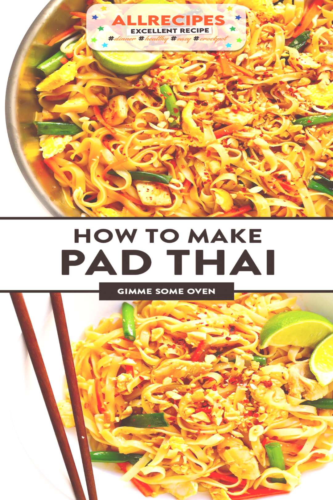 Pad Thai | Gimme Some Oven     The BEST Pad...