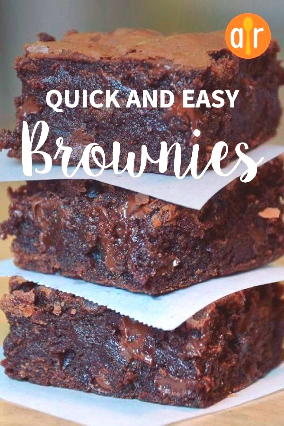 Quick and Easy Brownies |