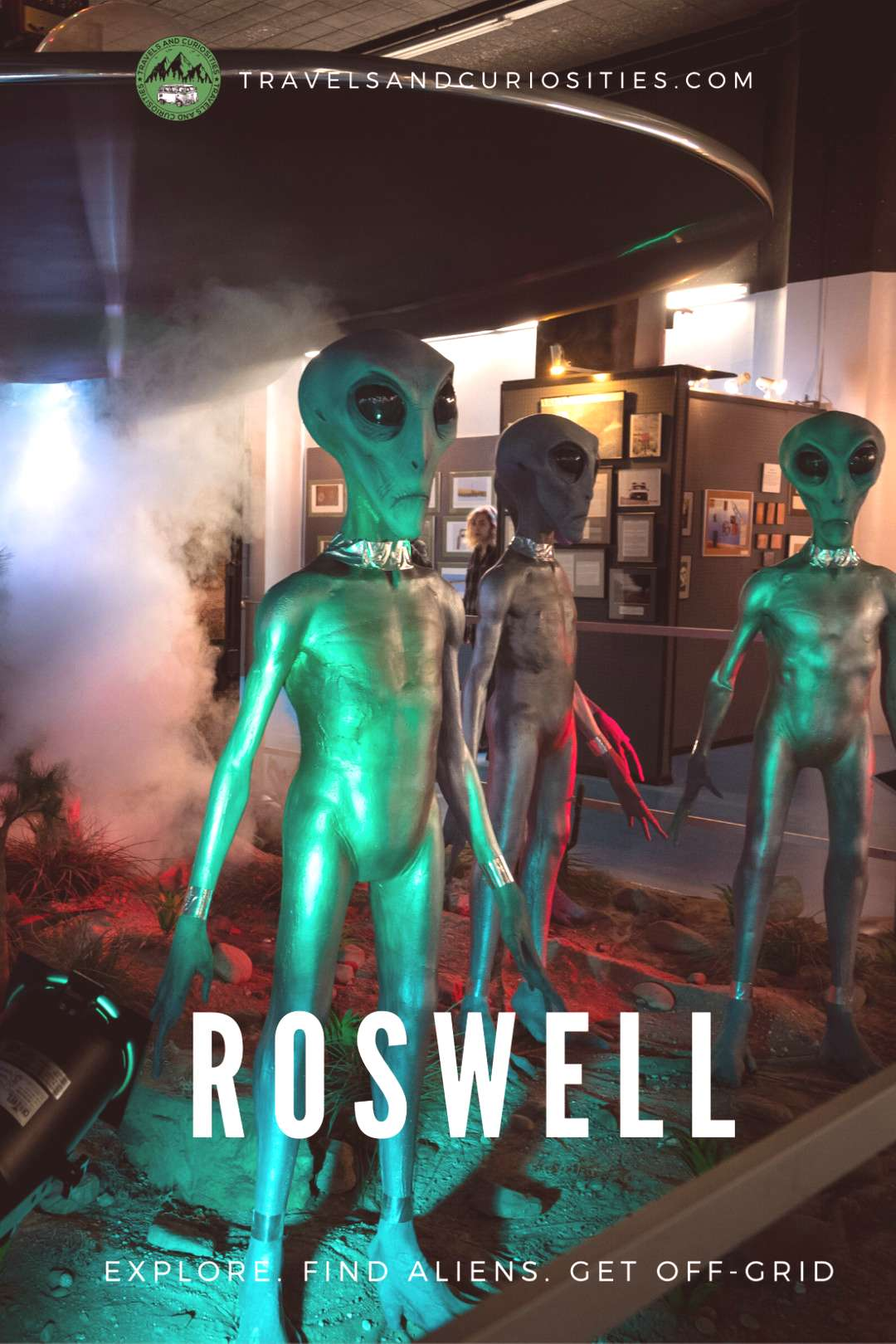 Roswell UFO Museum and Research Center — Travels and Curiosities Explore the alien lore of Roswel