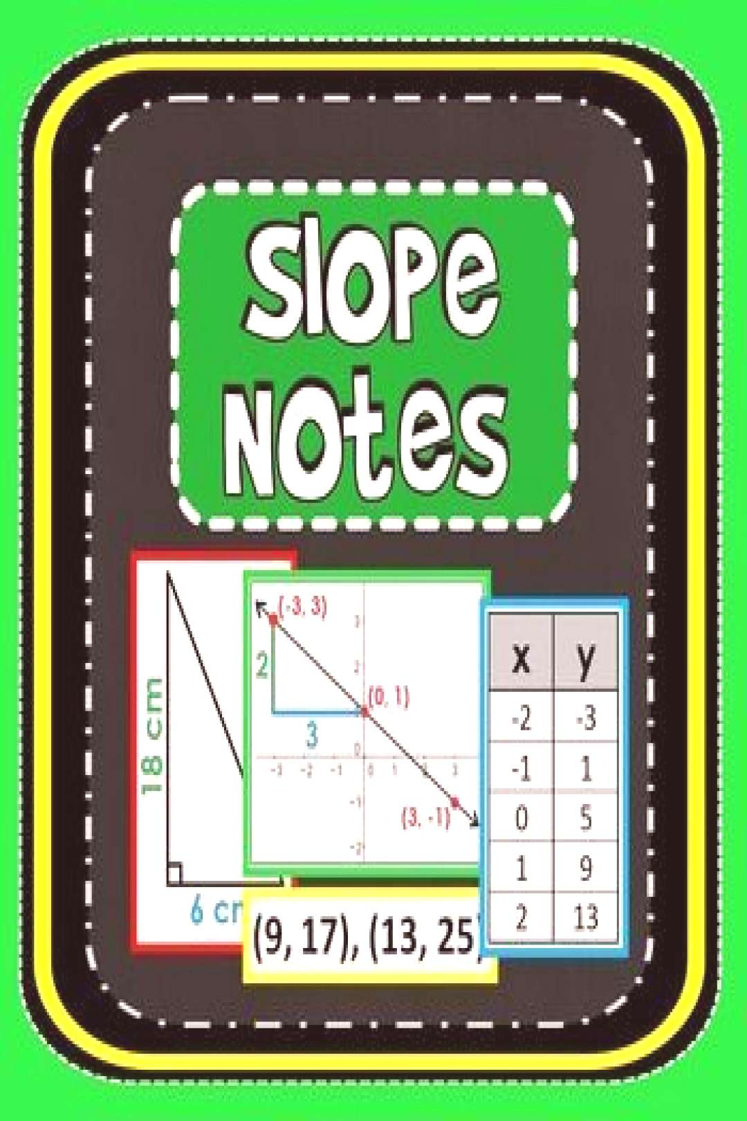 Slope Notes Algebra 1 ; Slope Notes Algebra 1 slope notes algebra 1 - slope notes algebra 1