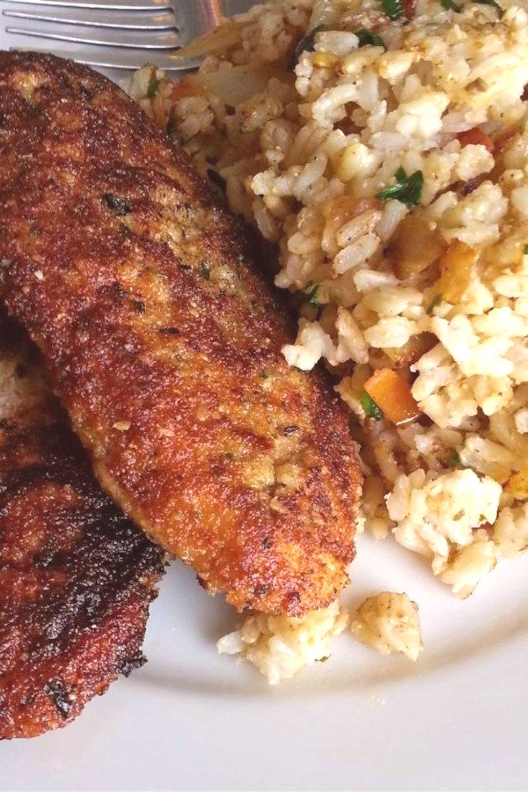 Tender Breaded Turkey Cutlets |